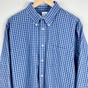 Brooks Brothers XL Long Sleeve Regent Shirt